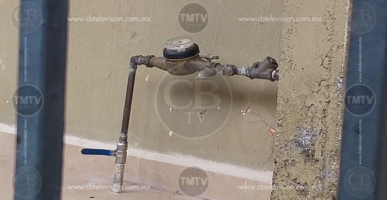 Continúan irregularidades en el agua potable de Morelia