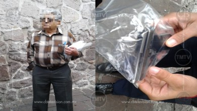 Detienen a persona armada en filtros de revisión en Morelia