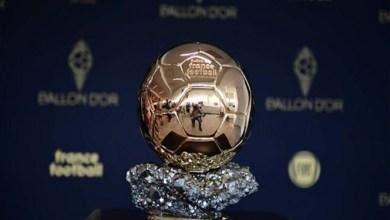 Photo of Revelan lista de nominados al Balón de Oro