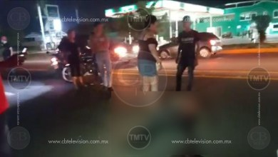 Photo of Lo atropellan en el Boulevard y muere de camino al hospital
