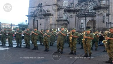 Photo of SEDENA realiza Flashmob en el corazón de Morelia