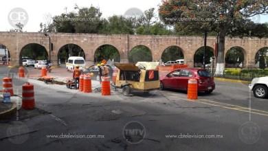 Photo of Obras sobre la avenida Tata Vasco generan molestia para automovilistas