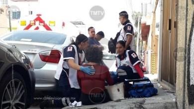 Photo of Vecinos encuentran a mujer herida en la Chapultepec Norte