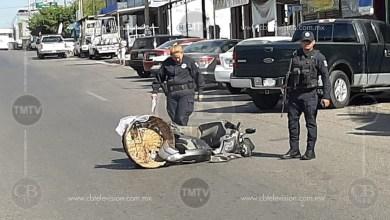 Photo of Atropellan a motorizado repartidor de bolillo en Lázaro Cárdenas