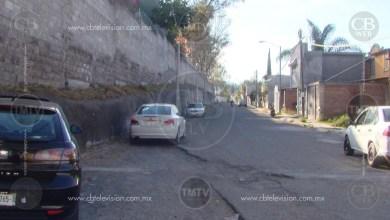 Photo of Más de 8 meses sin iluminación sobre la calle Eclipse en Galaxia Tarímbaro