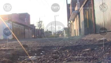 Photo of Continúan con problemas de bacheo en la colonia Villas del Real