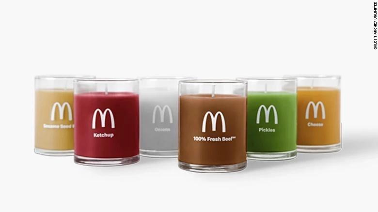 ¡Dame 10! McDonald's lanza velas perfumadas que huelen a tu hamburguesa preferida