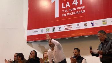Photo of Habrá seis foros más de «La 4T y el buen vivir en Michoacán» en diferentes municipios del estado