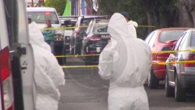 Photo of MORELIA: Lo matan a balazos en la Molino de Parras; una mujer queda herida