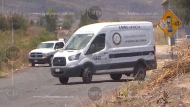 Photo of Un muerto y cuatro heridos deja una volcadura en Zinapécuaro