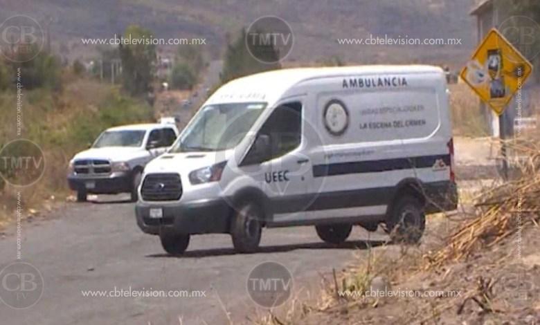 Un muerto y cuatro heridos deja una volcadura en Zinapécuaro