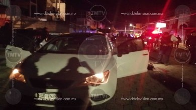 Photo of Intentan asesinar a chofer de Uber y sus pasajeros en Morelia