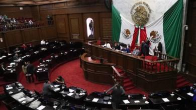 """Photo of Congreso de Michoacán se sumará a """"¡El nueve, ninguna se mueve!"""""""