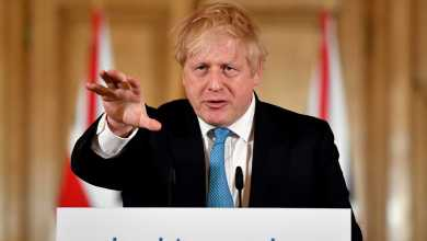Photo of Boris Johnson; primer ministro británico da positivo por Covid-19
