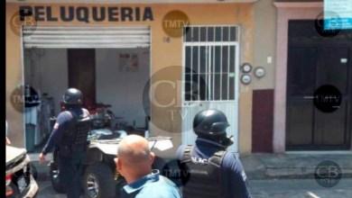 Photo of Ejecutan a un peluquero y a su cliente en Uruapan