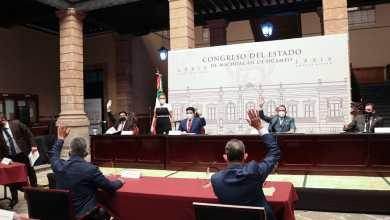 Photo of Congreso aprueba iniciativa para garantizar transparencia en la vida política del estado