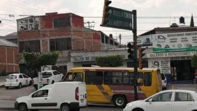 Photo of Semáforo descompuesto en salida a Charo