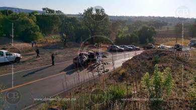 Photo of Dos muertos deja choque de camionetas en La Goleta