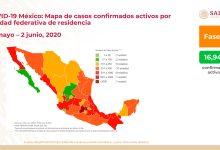 Photo of México: Suman 10,637 muertes por covid-19 y 97,326 casos confirmados