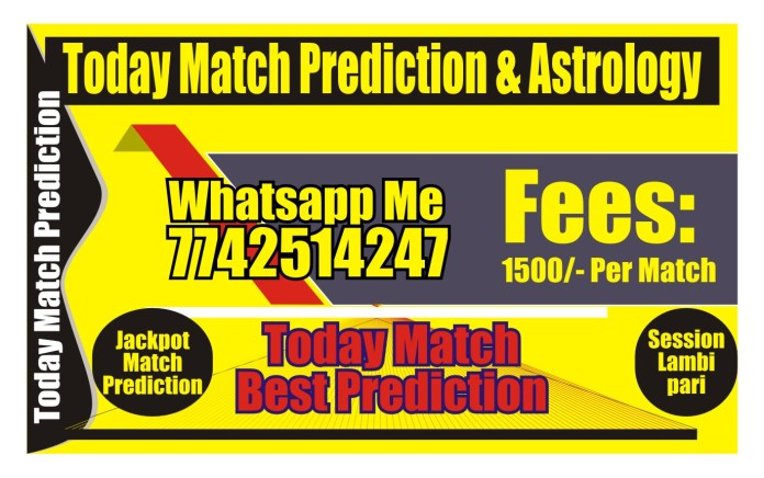 Today Match Free Reports