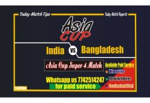 IND vs BAN Asia Cup Super 4 Match Reports
