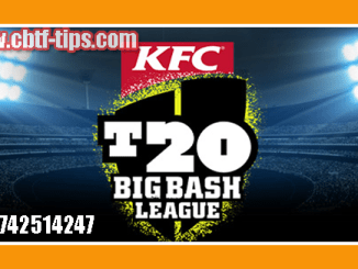 Perth Scorchers vs Melbourne Stars BBL 2019 25th Match Toss session Lambi Pari Reports Jackpot Match Today match 100% Sure Tips Cricket Betting Tips Free
