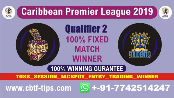 Get CPL 2019 Trinbago vs Barbados CBTF Shaan, Baazigar & Cricket Betting Tips | Barbados vs Trinbago Match Predictions We are best tipster. JSK, amit bet365