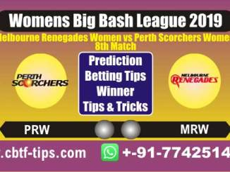 Get WBBL 2019 PSW vs MRW CBTF Shaan, Baazigar & Cricket Betting Tips |MRW vs PSW Match Prediction We are best cricket tipster. JSK, amit bet365