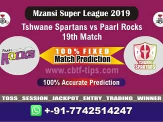 TST vs PR 19th Mzansi Super League Match Reports Betting Tips - CBTF