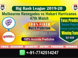 Betting Tips Big Bash MLR vs HBH 47th