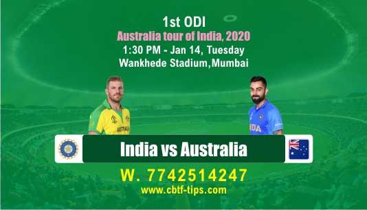 cbtf Ind vs Aus match prediction