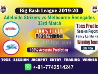 cbtf STR vs REN match prediction