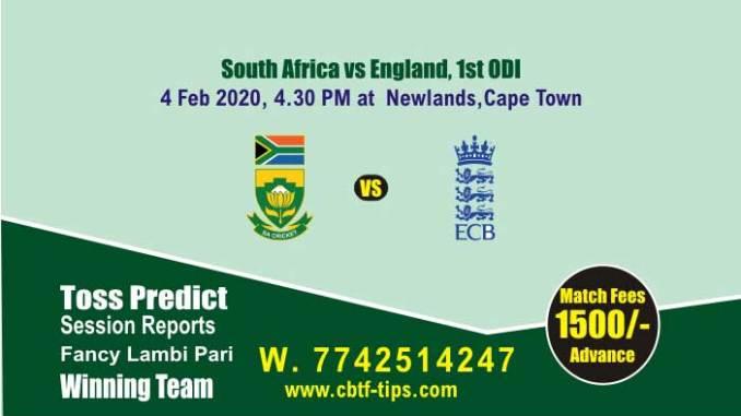 SA vs Eng cbtf match prediction