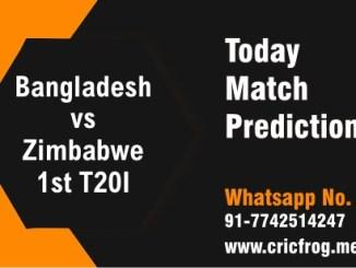Zim vs Ban 1st International T20 Sure Winner Prediction cricketbettingtipsfree