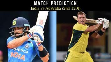 India vs Australia 2nd T20 Match Tips