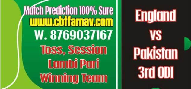 Cricket session prediction