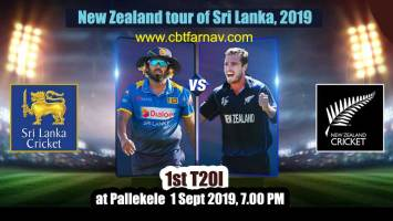 New Zeland vs Sri Lanka 1st T20 Match Prediction Today Report Toss Session Win Tips