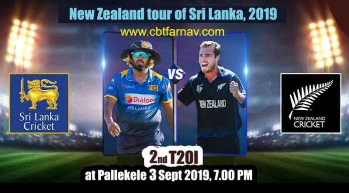 New Zeland vs Sri Lanka 2nd T20 Match Prediction Today Report Toss Session Win Tips