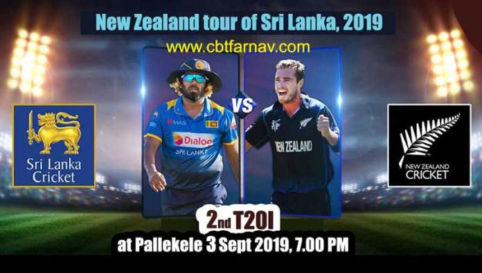 New Zeland vs Sri Lanka 2nd T20 Match Prediction Today Report Toss Session Win Tips