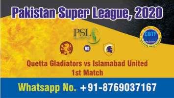 Match Prediction QUE vs ISL 1st T20 Betting Tips Toss Fancy Lambi Pari