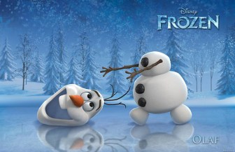 Olaf, mon chouchoubidou chéri, il est trop mignoooooon!
