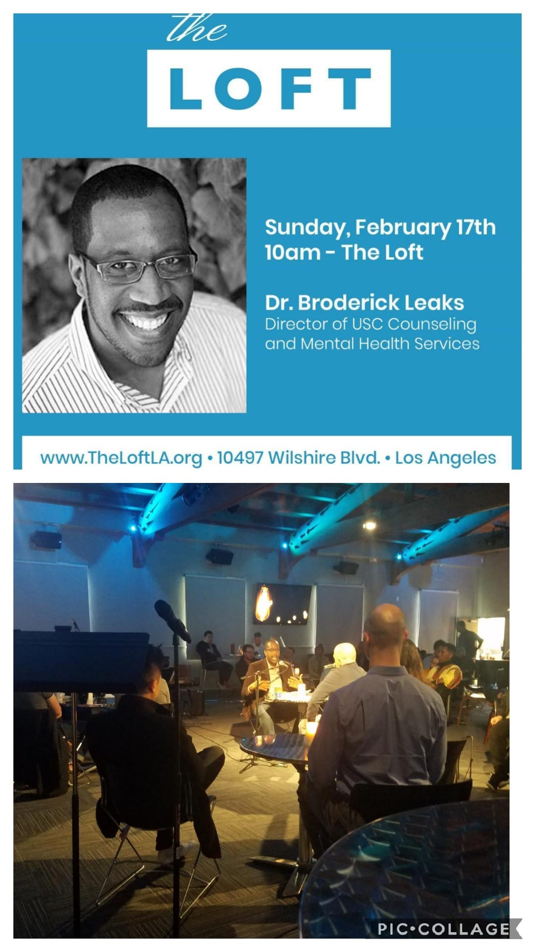 Dr Broderick Leaks Discusses Psychology Spirituality