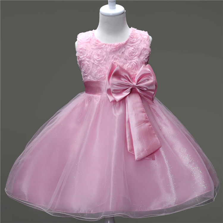 3037120170 1237798930 1-14 yrs teenagers Girls Dress Wedding Party Princess Christmas Dresse for girl Party Costume Kids Cotton Party girls Clothing
