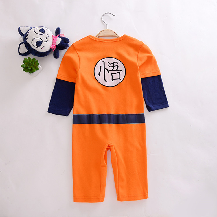 3070889342 9906558 Baby Boy Romper Superman Long Sleeve with Smock Halloween Christmas Costume Gift Boys Rompers Spring Autumn Clothing Free Ship
