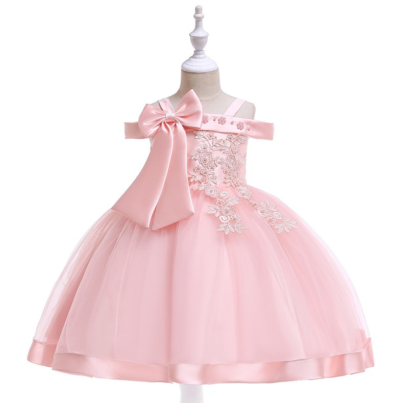 10212508021 1028449503 2019 Kids Tutu Birthday Princess Party Dress for Girls Infant Lace Children Bridesmaid Elegant Dress for Girl baby Girls Clothes