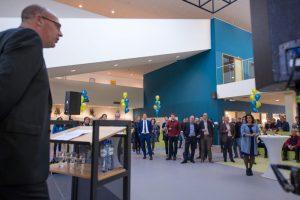 Opening Cburg College