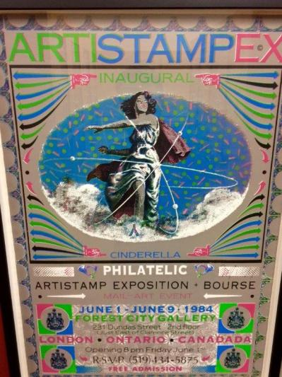 Philately poster