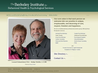 Psychotherapy in Berkeley, CA