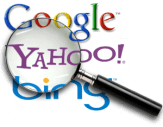 search engine marketing icon