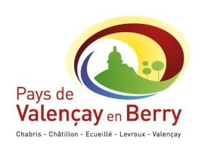 Logo Pays de Valençay en Berry
